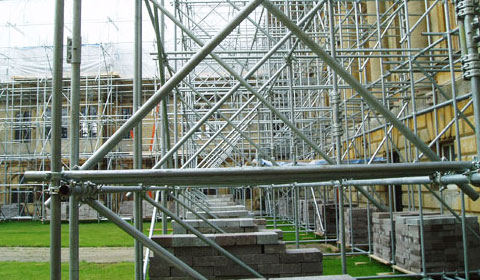 Country Hall Scaffold Image 4